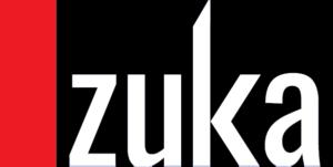 zuka inc. logo - colour
